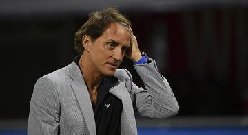 Son dakika - İtalya'da Roberto Mancini oyundan memnun kaldı!