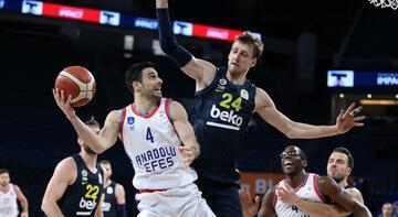 Anadolu Efes ile Fenerbahçe Beko arasındaki play-off final serisinde 3. maç yarın oynanacak