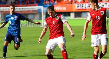 Avusturya - Slovakya: 0-0