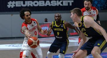 A Milli Erkek Basketbol Takımı, Venezuela ve Rusya ile hazırlık maçı yapacak