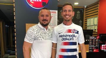 Pereira, Hekimoğlu Trabzon formasını giydi