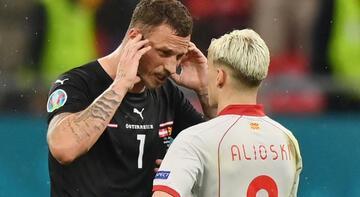 UEFA'dan Marko Arnautovic'e bir maç ceza