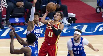 NBA'de Hawks ve Clippers 3-2 öne geçti