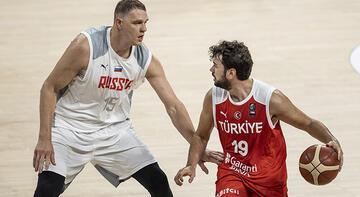 Son dakika - Türkiye - Rusya: 80-62