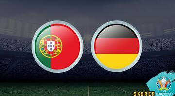 CANLI ANLATIM | Portekiz - Almanya