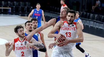 Son dakika - Türkiye - Rusya: 64-77