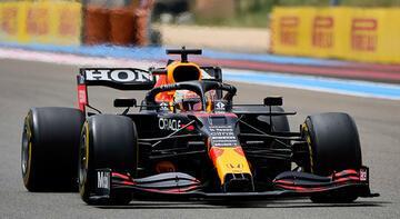 Son dakika - F1 Fransa Grand Prix'sinde zafer Max Verstappen'in