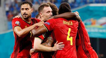 Finlandiya - Belçika: 0-2