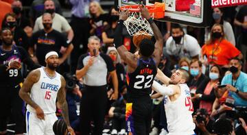 NBA'de Suns seride 2-0 öne geçti