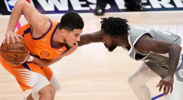 Phoenix Suns, NBA Batı Konferansı finalinde 3-1 öne geçti