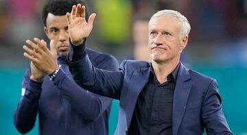 Son dakika - EURO 2020'ye veda eden Fransa'da Deschamps'a istifa sorusu!