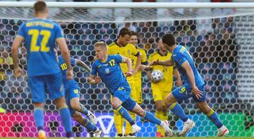 İsveç-Ukrayna: 1-2