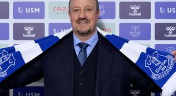 Son dakika - Everton'da Rafael Benitez dönemi
