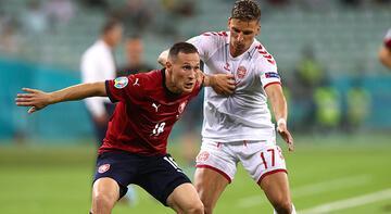 Çekya - Danimarka: 1-2