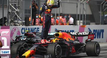 Son dakika - F1 Avusturya Grand Prix'sinde zafer Max Verstappen'in