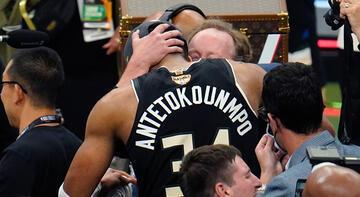 NBA 2020-2021 şampiyonu Milwaukee Bucks oldu