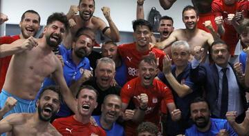 Teşekkürler Sivasspor! Ülkemize 600 puan kazandırdı