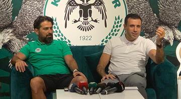 """Fatih Özgökçen: """"Sivas'tan başarılı bir skorla dönmeyi arzu ediyoruz"""""""