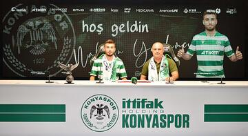 Son dakika haberi: Konyaspor, Nafican Yardımcı'yı transfer etti