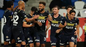 Fenerbahçe'nin Avrupa Ligi fikstürü belli oldu! UEFA Avrupa Ligi D grubu fikstürü...