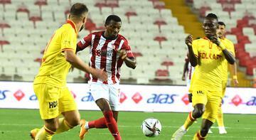 Sivasspor - Göztepe: 2-2