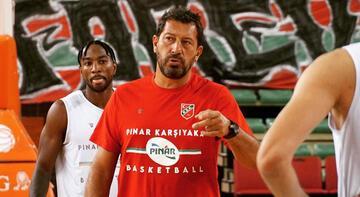 Pınar Karşıyaka Sarıca'yla sezona bileniyor