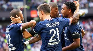 Son dakika haberi: Paris Saint Germain'den farklı galibiyet! 5'te 5
