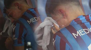 Son dakika - Trabzonsporlu Abdülkadir Ömür gözyaşlarına hakim olamadı!