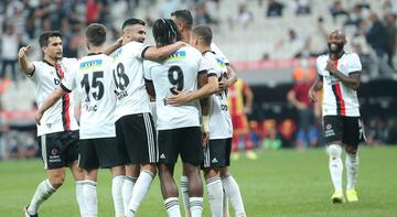 Son dakika - Beşiktaş'ta Dortmund maçı galibiyet primi: 14 milyon TL
