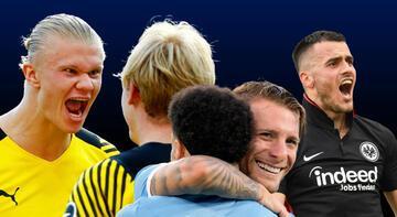 Son dakika haberi - Rakiplerimiz Borussia Dortmund, Eintracht Frankfurt ve Lazio'da son durum