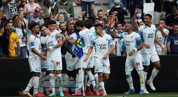 Marsilya - Rennes: 2-0