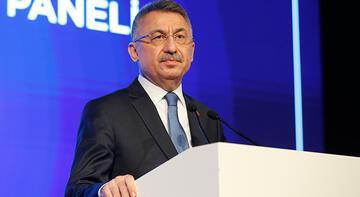 Son dakika haberi: Cumhurbaşkanı Yardımcısı Oktay, Ampute Milli Futbol Takımı'nı kutladı