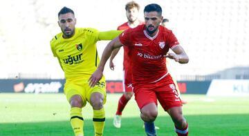 Beypiliç Boluspor-İstanbulspor: 1-1