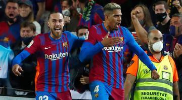 Barcelona, La Liga'da bir puanı son dakikada kurtardı
