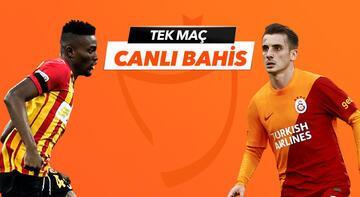 Kayserispor - Galatasaray maçının heyecanı Misli.com'da!