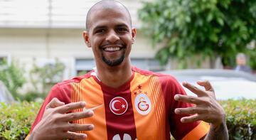 Son dakika haberi - Felipe Melo: Galatasaray'a inanalım!