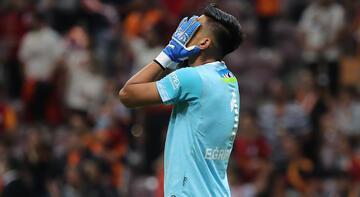 İrfan Can Eğribayat'tan Arda Turan ve hatalı gol açıklaması
