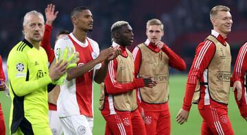 Ajax'tan inanılmaz performans!