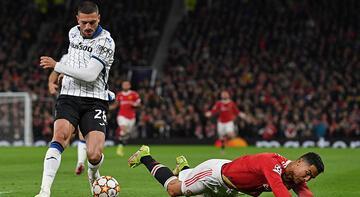 Manchester United - Atalanta: 3-2