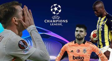 Son dakika - Süper Lig devlerinde Şampiyonlar Ligi tehlikesi! İşte UEFA ülkeler sıralaması