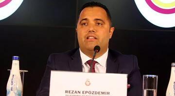 Galatasaray 2. Başkanı Rezan Epözdemir'den 12 bin euroluk jest!