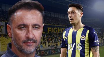Son dakika haberi - Fenerbahçe-Alanyaspor maçı öncesi Vitor Pereira'dan Mesut Özil kararı