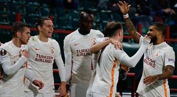 Galatasaray'ın derbi parolası; Moskova