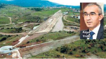 Sarma Barajı, seneye hizmetinizde olacak