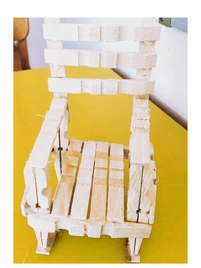 Duyusal oyun: Sallanan sandalye