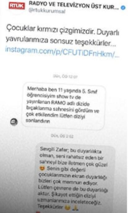 RTÜK Başkan Yardımcısı Uslu: Halkımızdan bir bildirim geliyorsa bu incelemeye alınır
