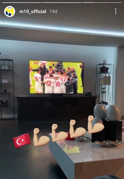 Son dakika haberi Burak Yılmaz attı, Mesut Özil paylaştı