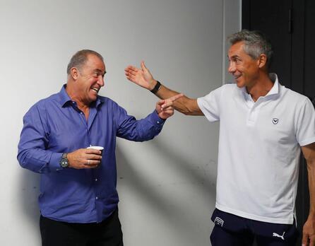 Galatasaray-Bordeaux: 3-1
