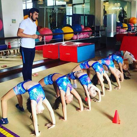 Hareket, bereket, jimnastik: Bir girişim hikayesi