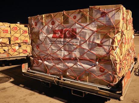 MSB açıkladı! Tunus'a tıbbı yardım gönderildi...